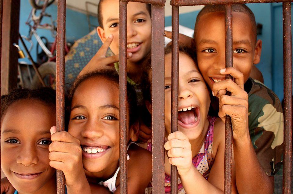 Les enfants de Cuba